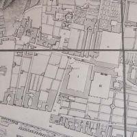 mappa secolo XIX percorso interno