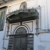 casa Palladino con pensilina di L.P. Baldizzi