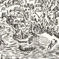 pianta Bulifon 1685
