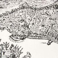 pianta Petrini 1698