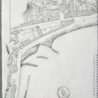 carta dell'Ufficio Topografico della Guerra del 1830