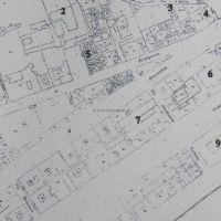 mappa lottizzazione viale Gramsci e via Caracciolo