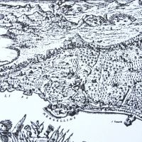 mappa Petrini 1698