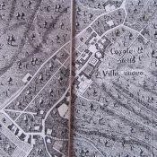 pianta duca di Noja 1775