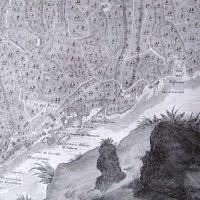 pianta Duca di Noja - fascia costiera