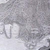 pianta Duca di Noja 1775 - lato ovest