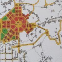 piano di urbanizzazione Arenella 1926