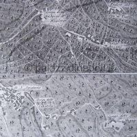 mappa Duca di Noja 1775