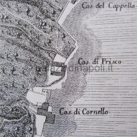 Cas. di Prisco su pianta Carafa