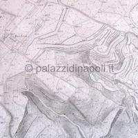pianta 1863-70 Mun. di Napoli f. Piedigrotta