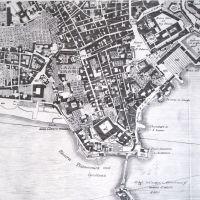dalla mappa del Duca di Noja 1775