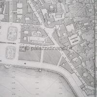 Pianta di Napoli 1863-1870 Foglio 22