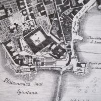 pianta Carafa 1775