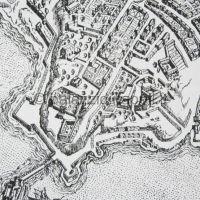 pianta Lafrery Dupérac 1566 -1