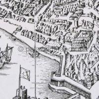 pianta de Rossi 1649 - 2
