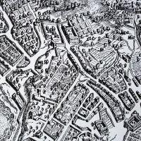 pianta Lafréry 1566