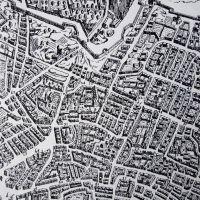 veduta Lafréry 1566