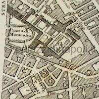 uff. topografico guerra 1828 Corsea dettaglio