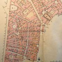 uff Topografico 1830 Banchi Nuovi