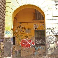 imbocco da piazzetta Monticelli