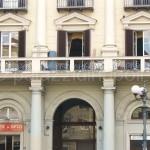 civico 24 - dettaglio atrio e piano nobile
