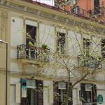 via Vaccaro 1 - facciata