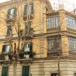 villa Maria - facciata