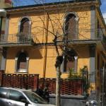 villino Rosita - facciata lato Bernini