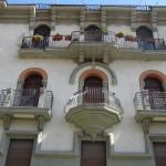 via Sanfelice 3 B - balconi