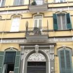via Torrione S.Martino 36 - facciata