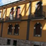 villino Rosita - facciata laterale