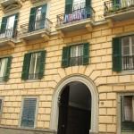 via Ligorio 10 - facciata