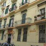 via Solimena 8 - facciata