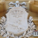 palazzo De Rosa - stemma gentilizio
