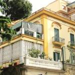 villa Carolina - angolo lato Cimarosa