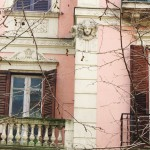 via Scarlatti 215 - particolari decorativi