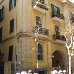 via Merliani 133 - facciata