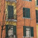 via Scarlatti 213 - balconi