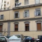 via Solimena 9 - facciata