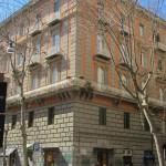 via Corenzio 21 - facciata