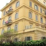 villa Silvia - facciata