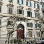 via Scarlatti 32 - facciata