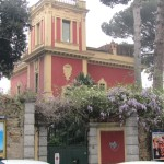 villa Gilda - vista lato strada