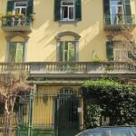 villa Belsito - ingresso e piano nobile