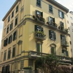 villa Belsito - facciata