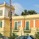 villa Andreina - facciata