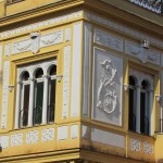 villa Andreina - altana