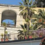 villa Belvedere - giardino