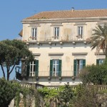 villa Belvedere - corpo principale