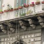 via Morghen 40 - balconata